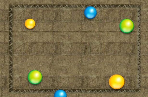 рамблер шарики играть онлайн