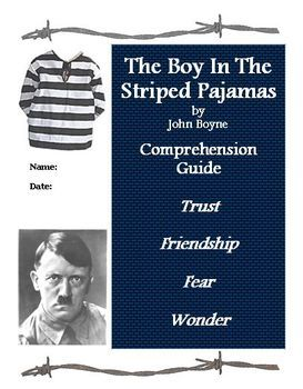 essay questions for the boy in the striped pajamas The boy in the striped pyjamas john boyne summary the boy in the striped pyjamas is the tale of a surprising yet tender friendship set on both sides of the.