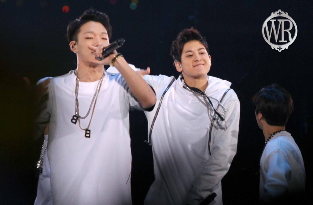 "【141115 BIGBANG JDT ""X"" 나고야 Day1】 #iKON"