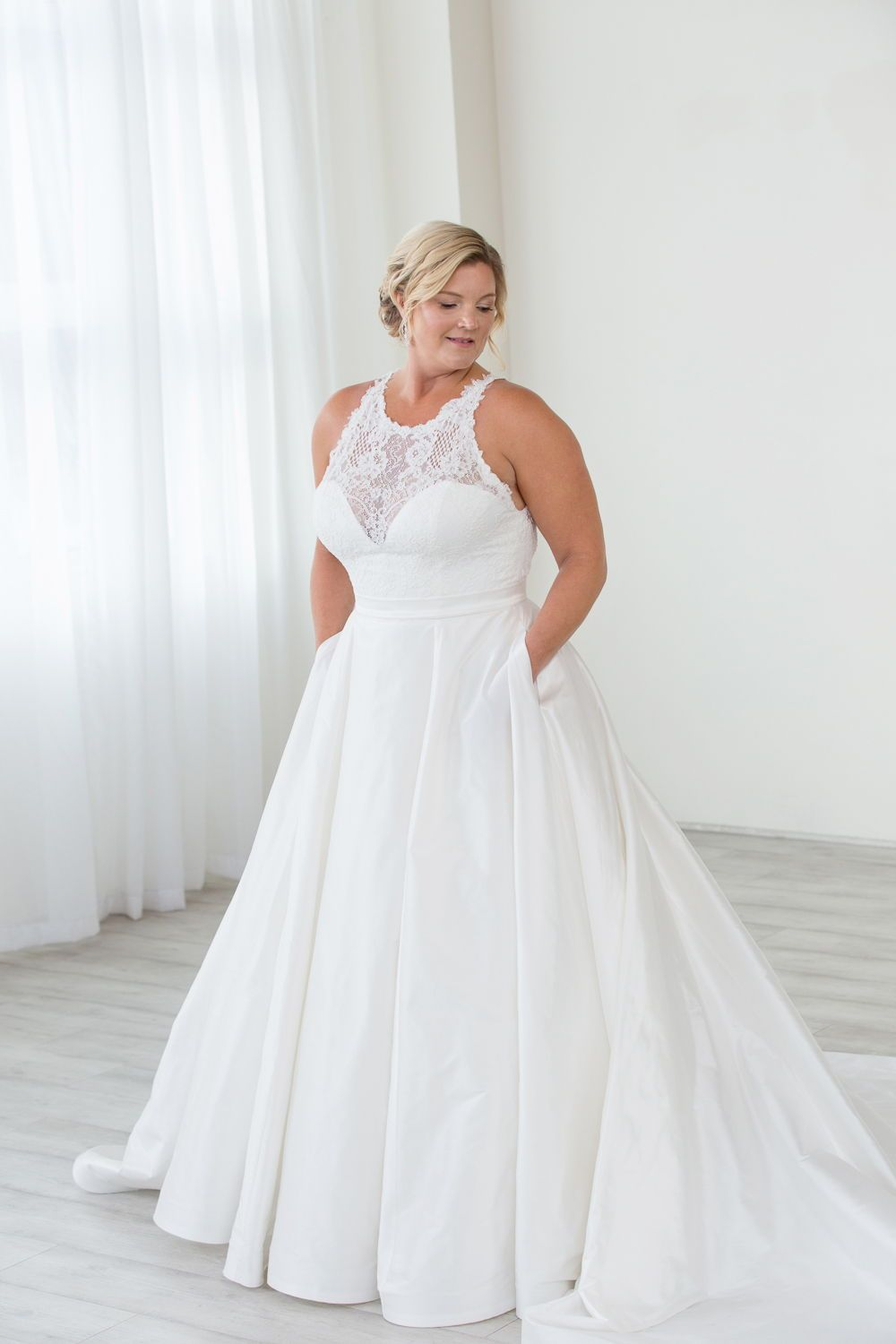 99ea1be636 Plus size wedding dresses - Portland