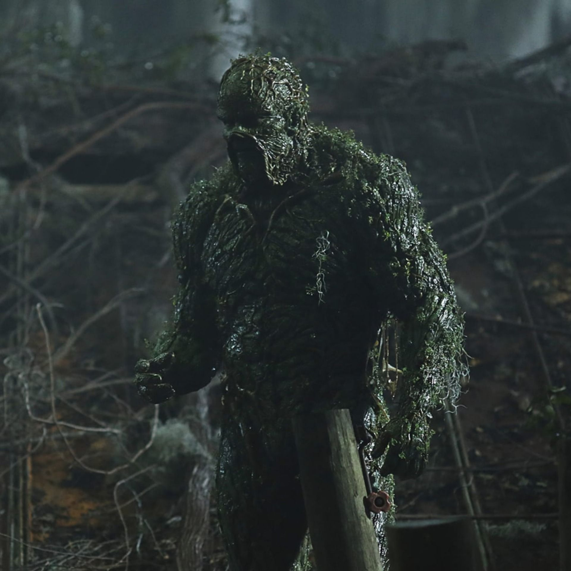 Swamp Thing 1x2 Full Episode Watch in HD for Free