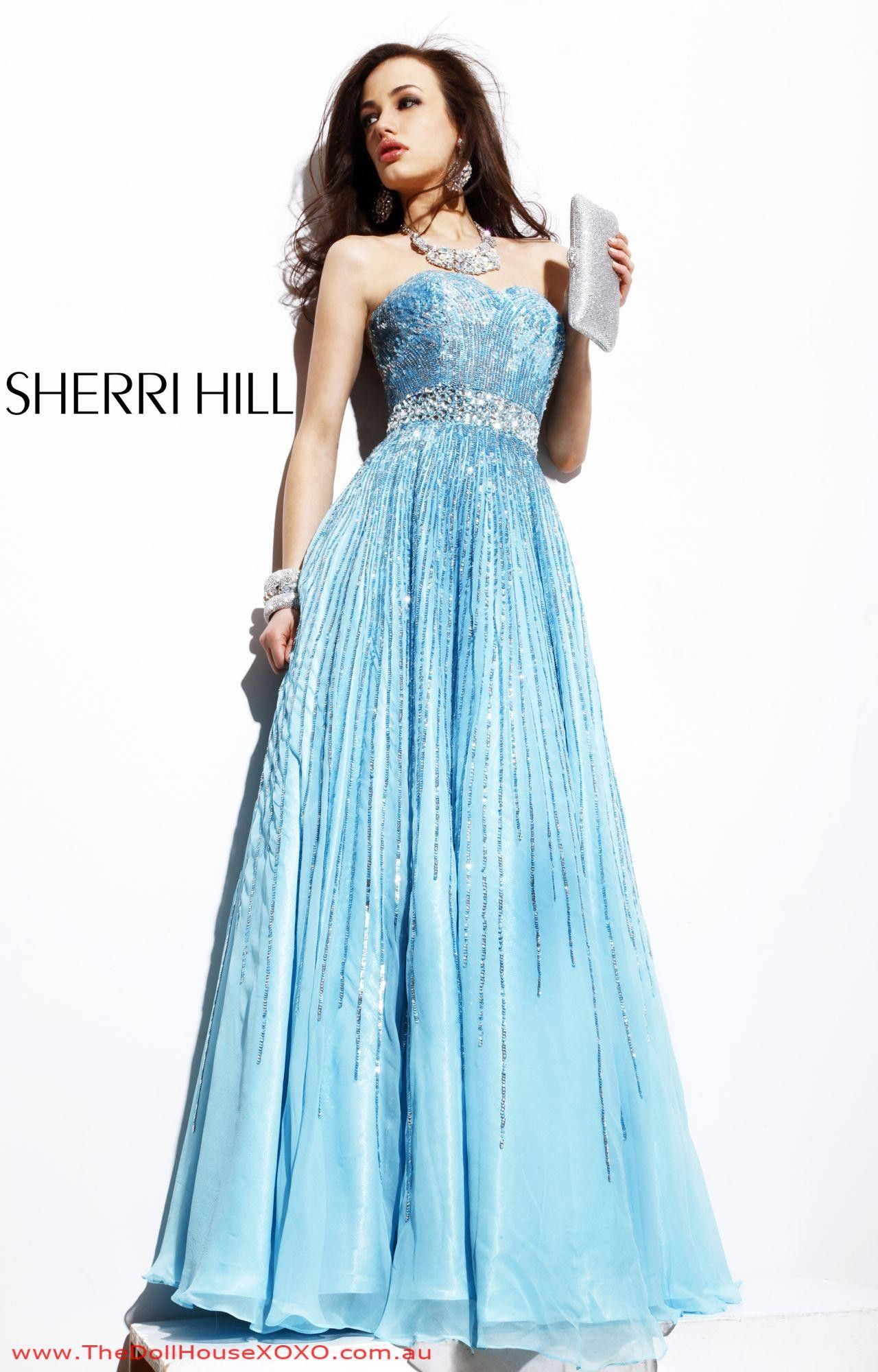 Sherri hill bridesmaid the doll house love duv xoxo wedding