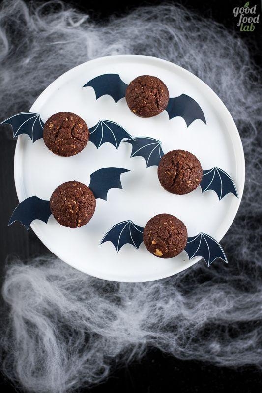 brownies alle nocciole di halloween