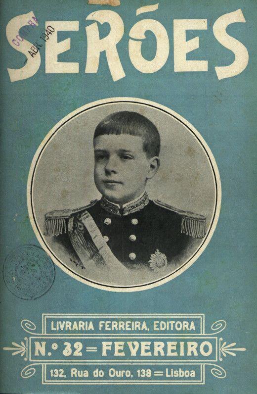 Serões Fevereiro de 1908