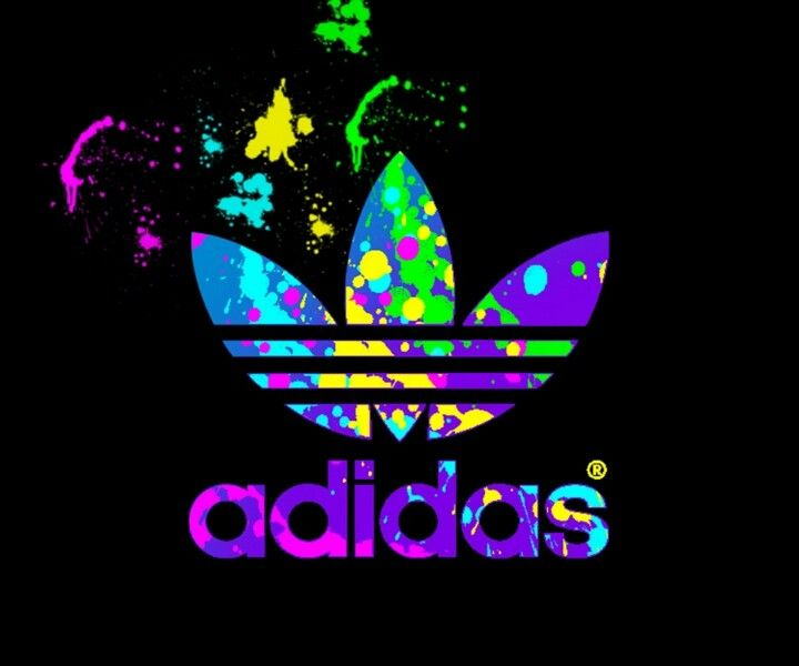 Adidas Colorful Adidas In 2018 Pinterest Adidas And Drawings