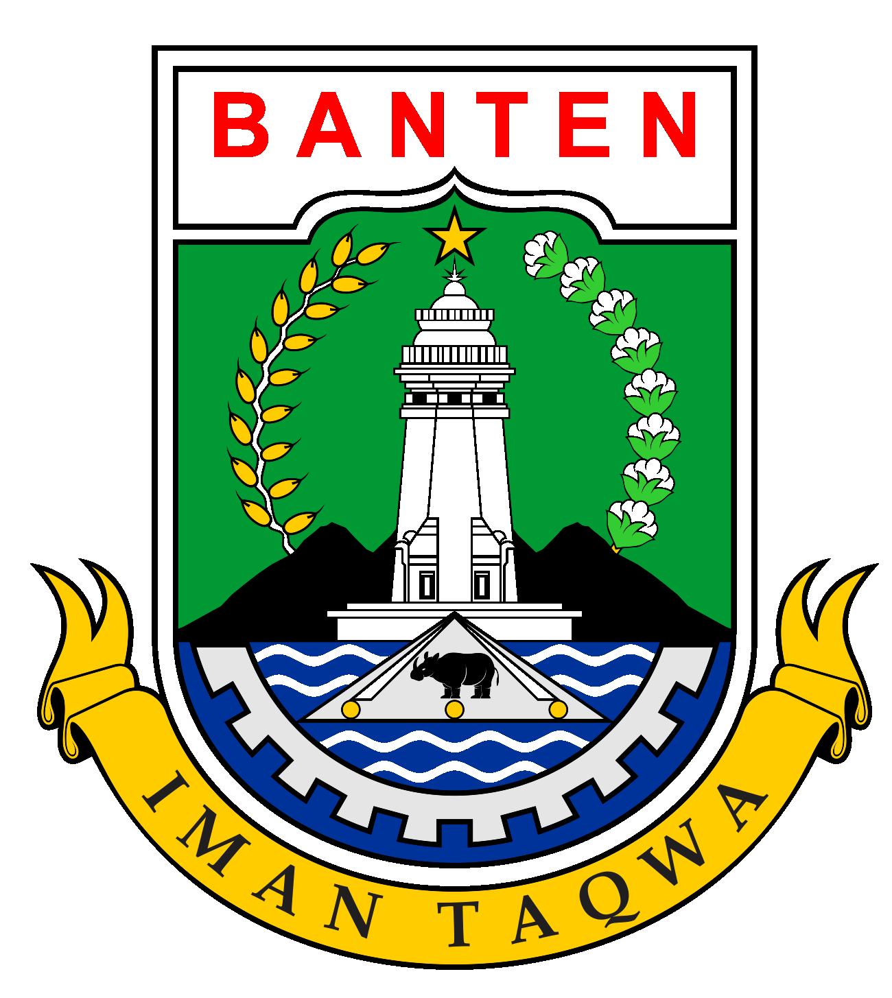Logo Provinsi Banten Vector Ai Cdr Eps Png Resolusi Gambar Sahabat