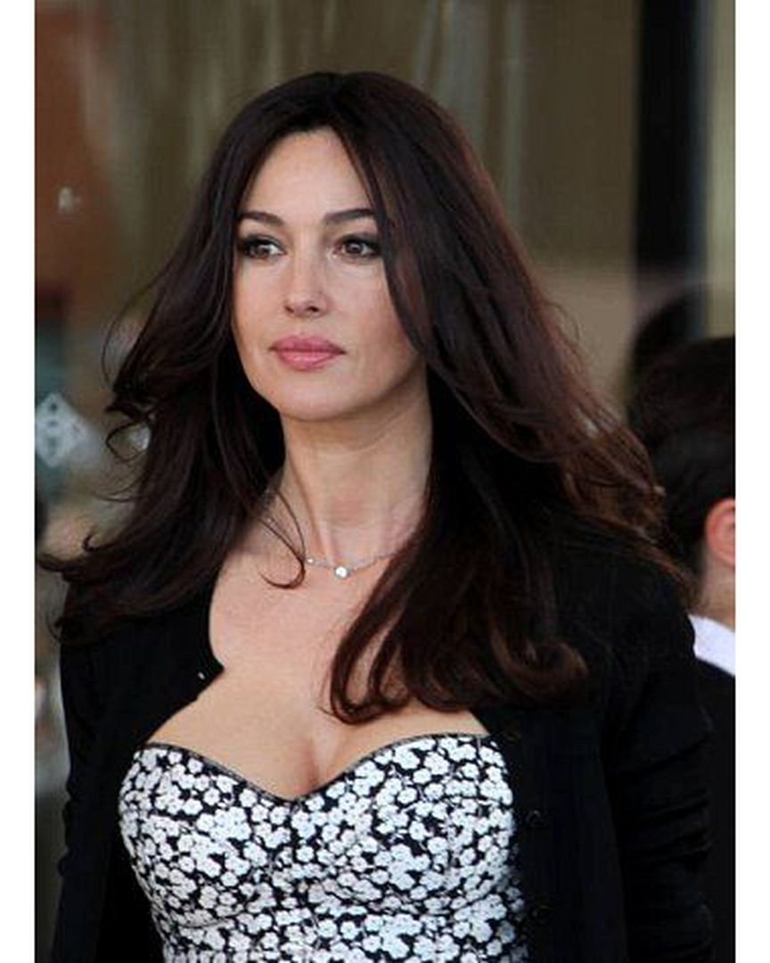 Monica Bellucci At Monicabellucciofficiel At 62 International