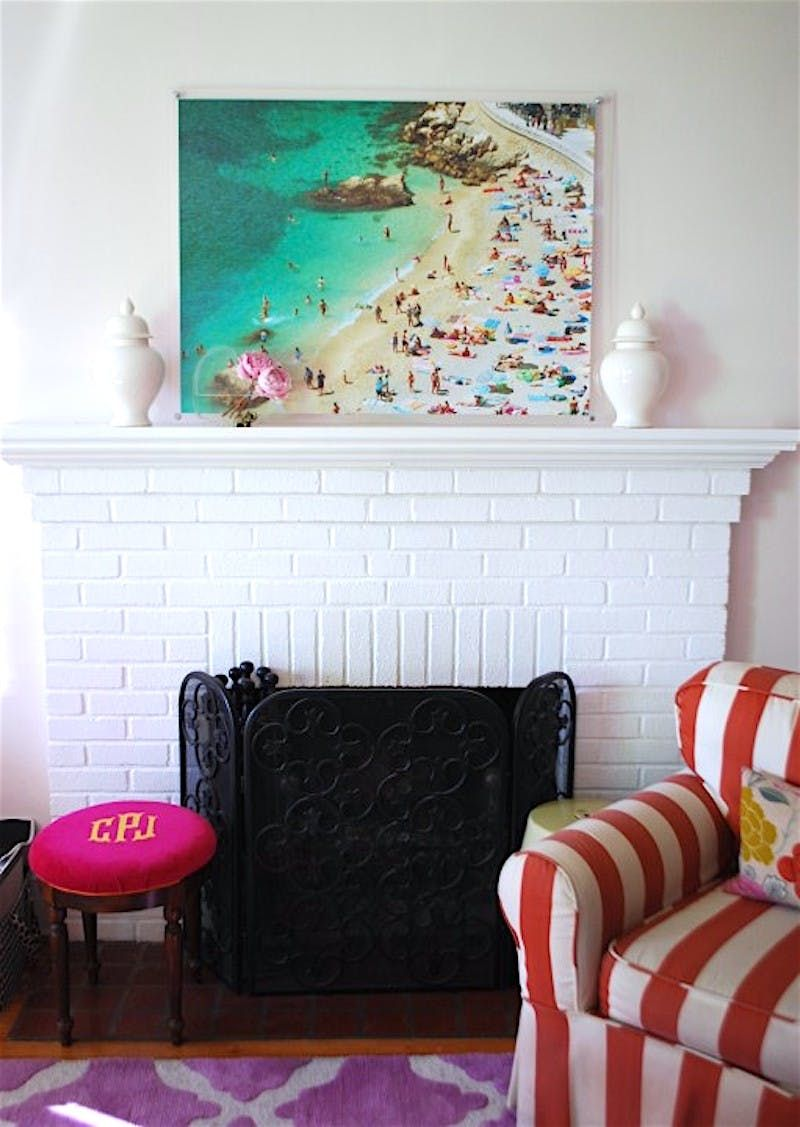Diy ideas for framing big art on a small budget diy ideas and