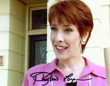 phyllis logan photos