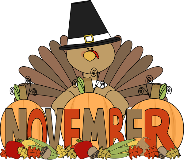 Image result for november pictures clip art