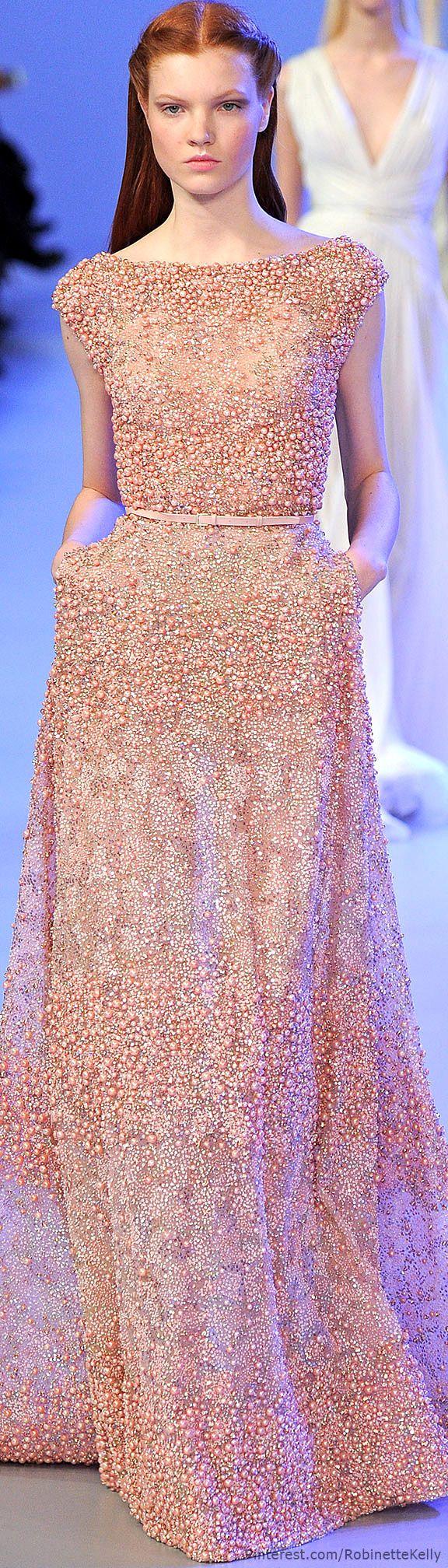 Elie Saab Haute Couture | S/S 2014 jaglady | Festaaaaa ...