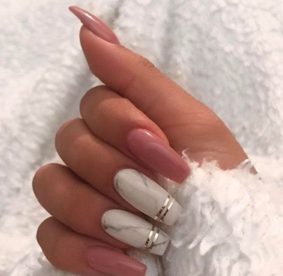 Pin By Angelina Aguayo On Nails Pinterest Nagel Marmor Nagel And Nageldesign
