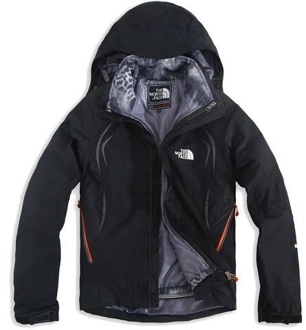【Good quality The North Face】 Mens The North Face Triclimate 3 In 1 Jacket  Leopard Black ONLY $118.77 Save: 65% off | Amazing 0nline Shopping!