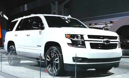 2019 Chevrolet Suburban: Expectations >> 2019 Chevy Tahoe Rst Rumors For The 2019 Model Year