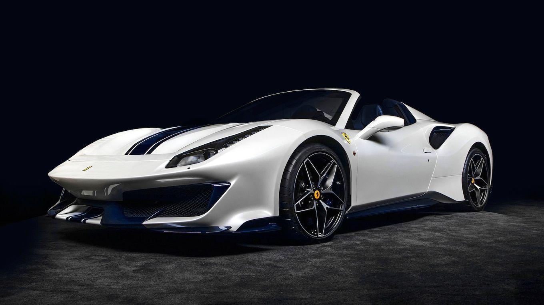 2019 Ferrari 488 Pista Spider First Look 710 Hp Prancing Horse Drops Its Top Ferrari 488 Ferrari Ferrari Spider