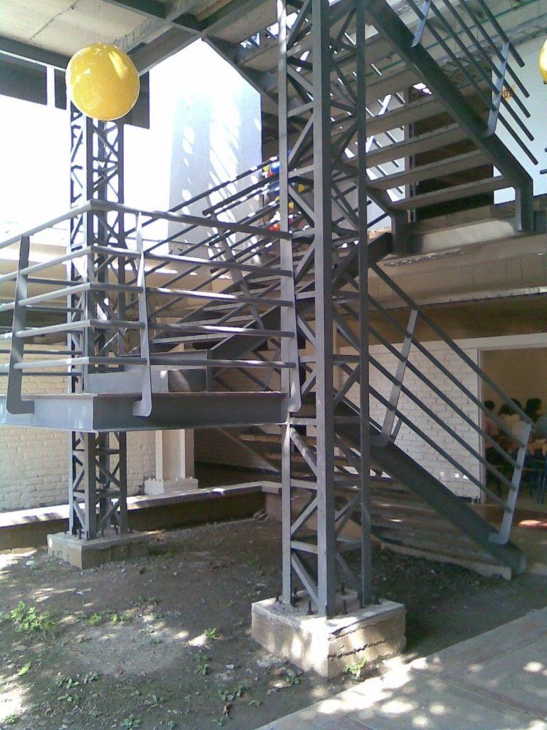 Diseño y Construcción de Estructuras Metálicas para Graderías ...