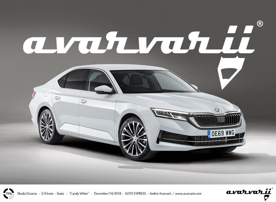 2020 Skoda Octavia Cakhd Cakhd Auto Cars Exclusive