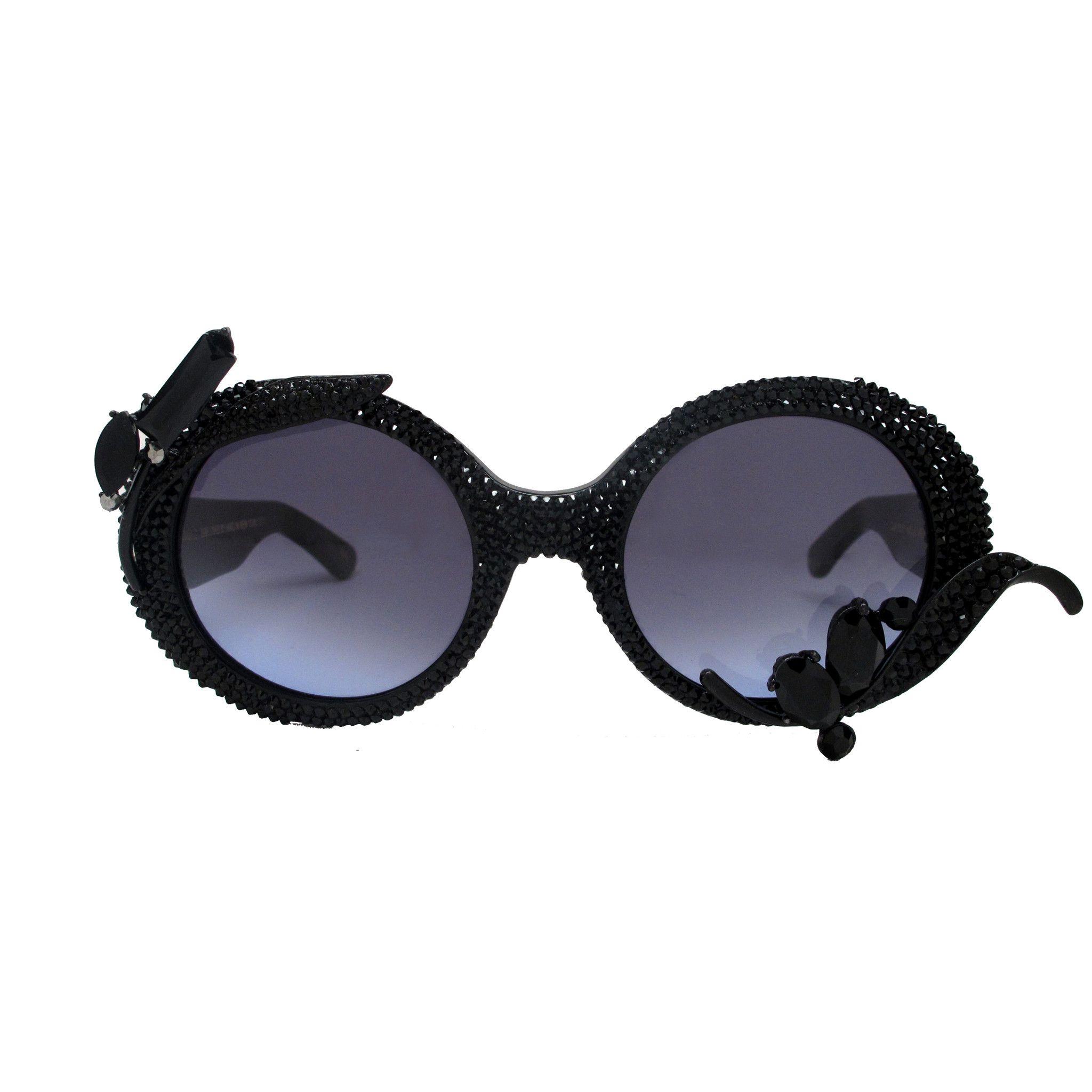 12278ede20 A-Morir Eyewear has been pioneering the embellished eyewear trend since  Rocked by Rihanna