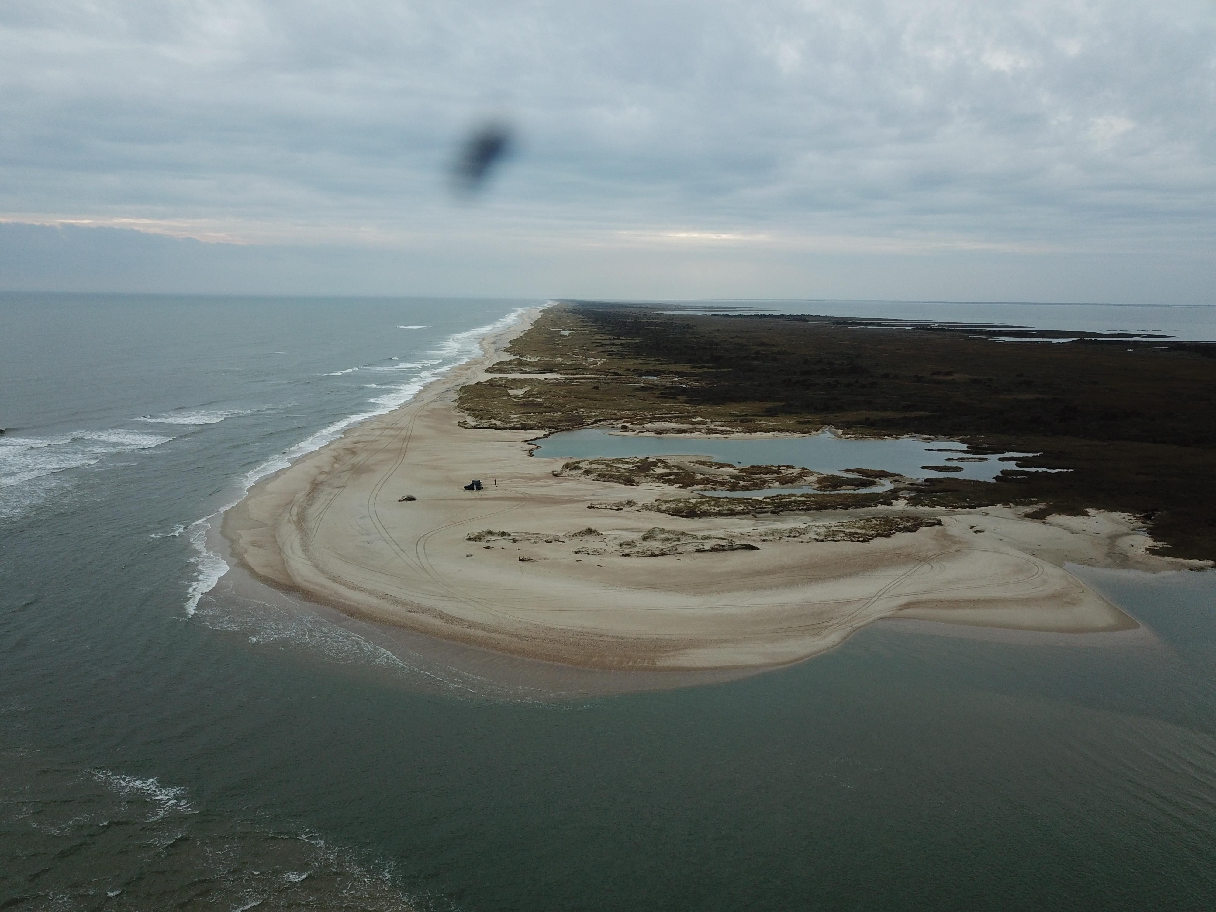 Private Island for the weekend - Outer Banks NC #camping # ...