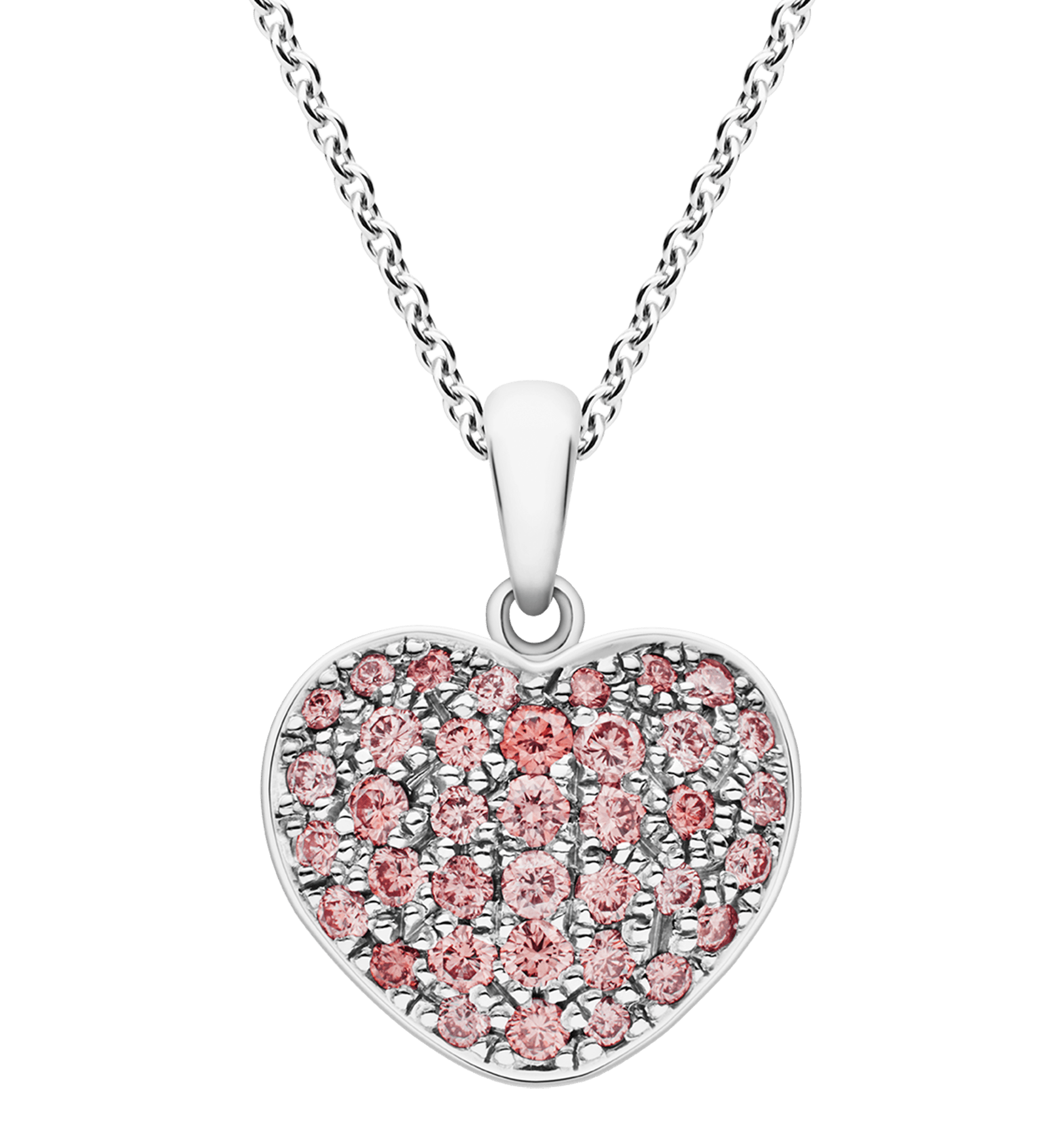Argyle Pink Diamond Heart Pendant Forever A Symbol Of Love The Heart Is Delicately Celebrated With B Argyle Pink Diamonds Heart Pendant Diamond Pink Diamond