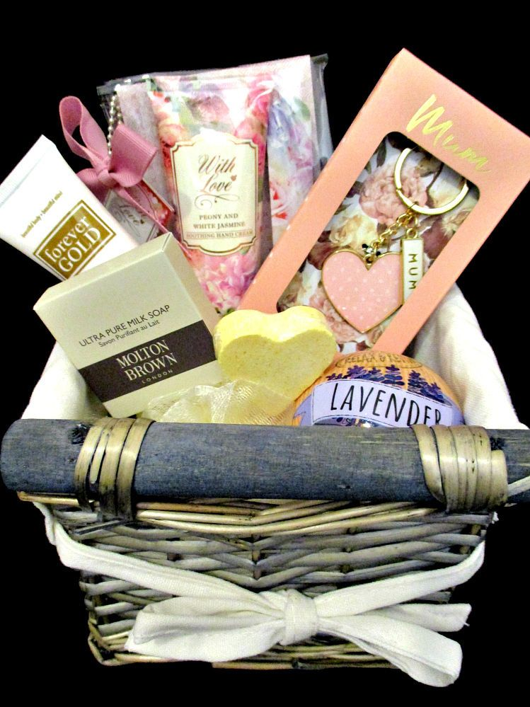 Luxury Mothers Day Hamper Gift For Her Pamper Gifts Mom Mum Birthday