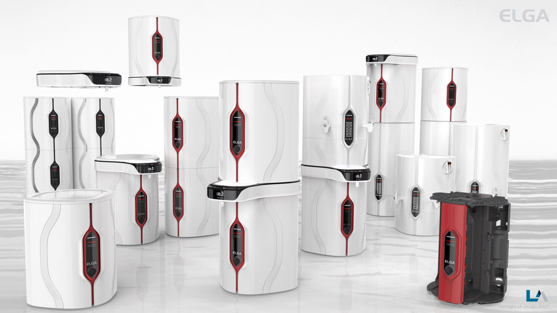 La Design Elga Chorus Flexible Laboratory Water Purification System Design Engineering Design Industrial Design