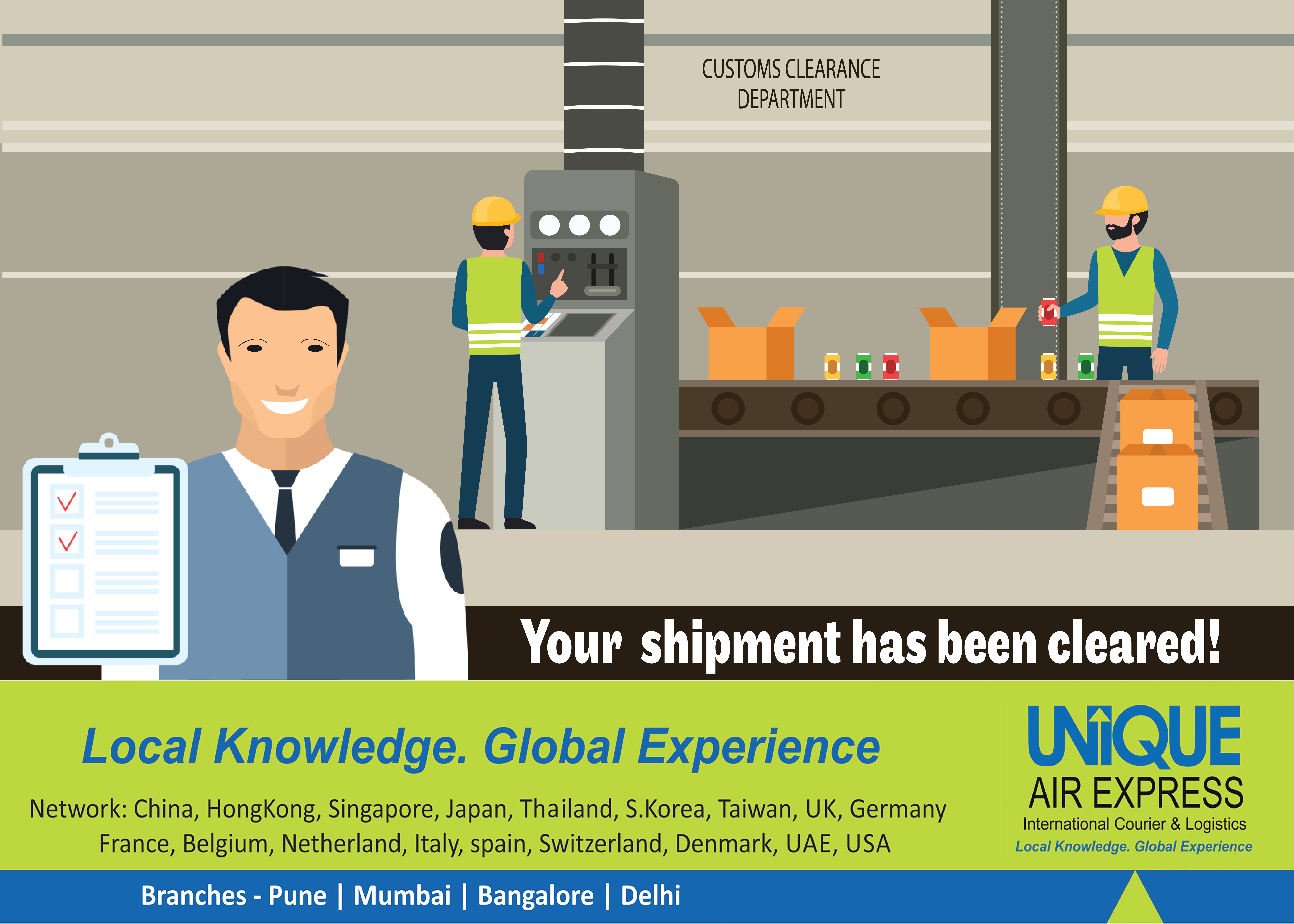 Facing problems for your shipments in custom clearance? We