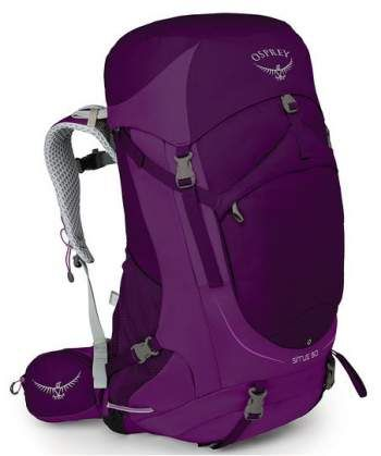Osprey Sirrus 50 for women is a completely redesigned lightweight ...