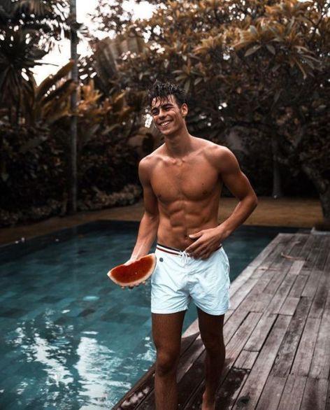 Men's Swimwear: Board Shorts And Swim Trunks