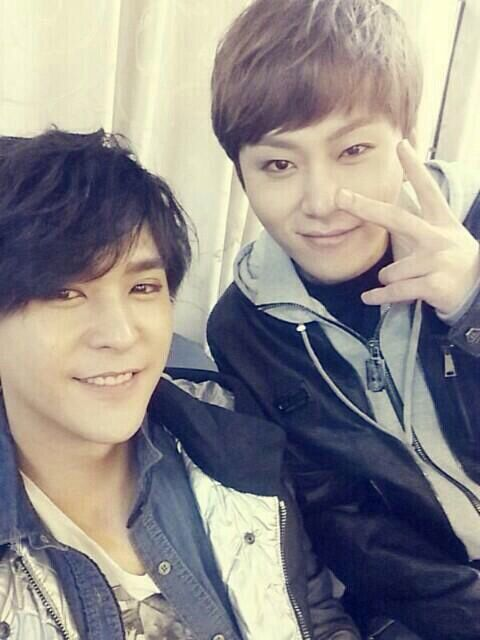 Dongwoon and Junhyung - Beast