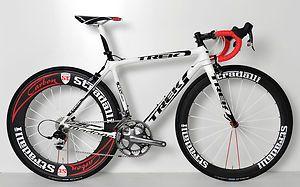 Trek 6 9 Ssl Madone Carbon Fiber Road Bike Bicycle 52 Cm Sram Red Oclv Ebay Road Bicycle Bikes Road Bike Cycling Bicycle