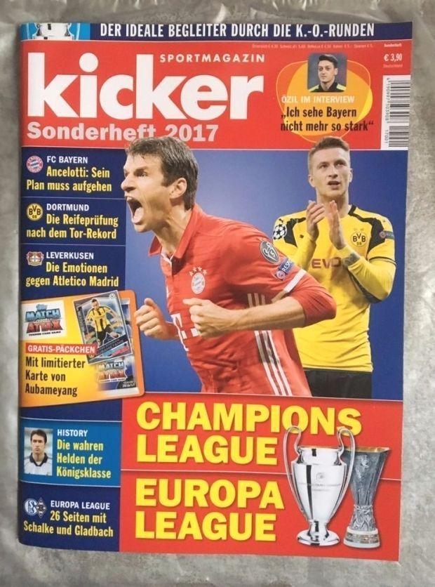 Kicker Live Ticker Europa League