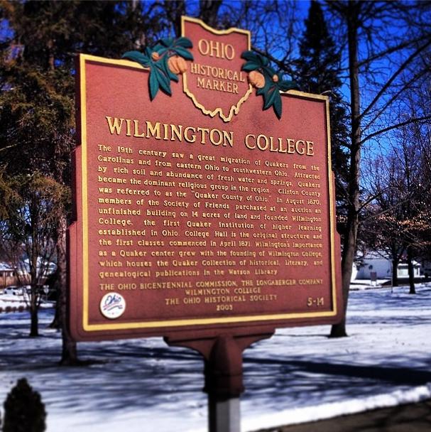 #WilmingtonCollege EST. 1870 #ohio #highereducation