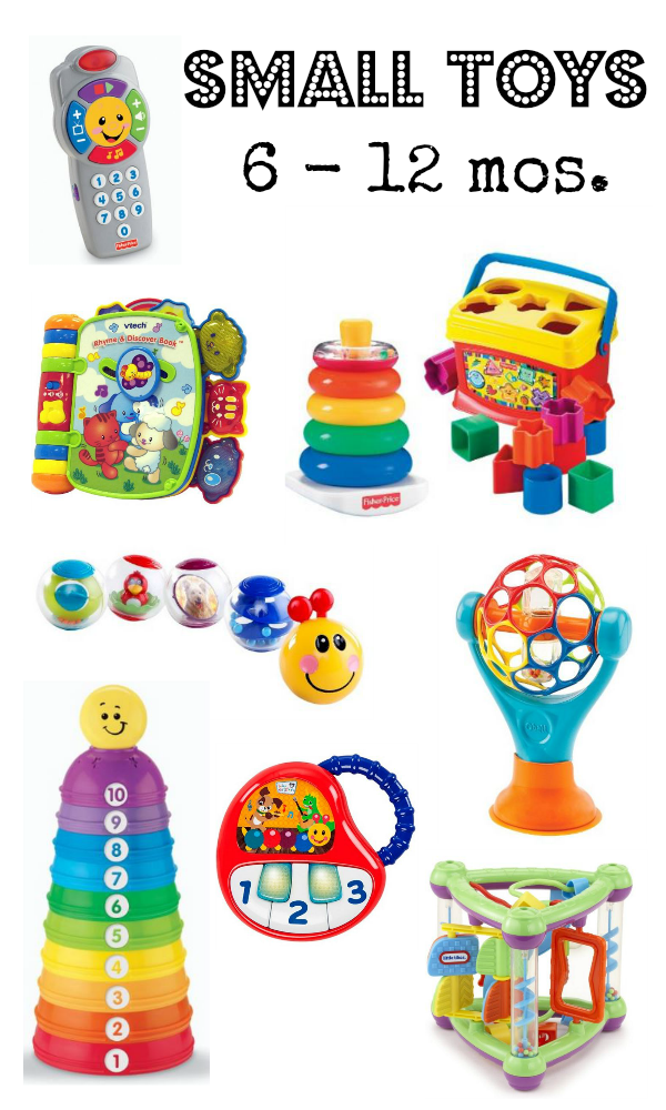 Baby Favorites Small Toys 6 12 Months