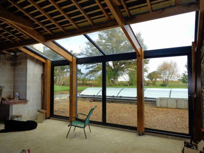 Verrière Sur Toiture Zinc | Verriere toiture, Toiture, Verriere de toit