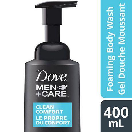 Dove Men Care Dove Men Care Clean Comfort Foaming Body Wash Dove Men Care Body Wash