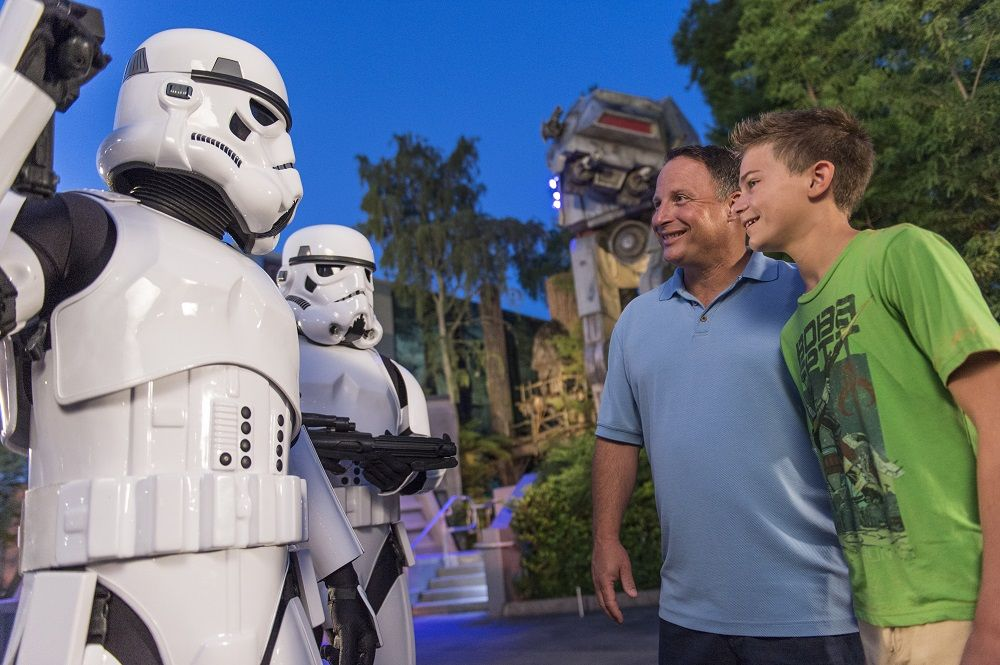 Meet Star Wars Characters at Disney's Hollywood Studios