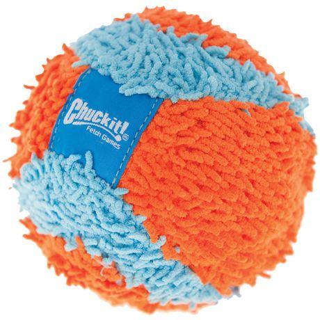Chuck It Chuckit Indoor Ball Dog Toy Orange Large Dog Toy Ball