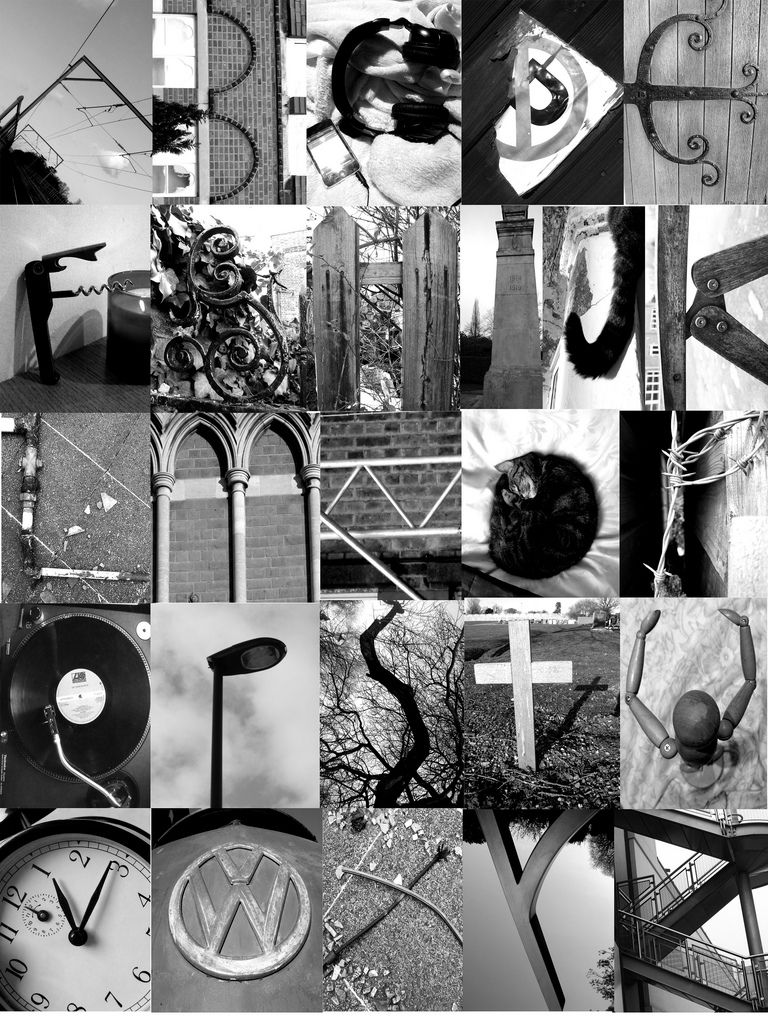 Alphabet Letter art photography, Letter photography