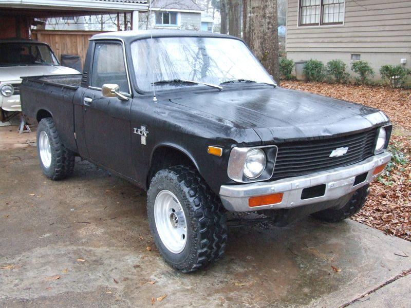 Chevy Luv 1979 Wish I Still Had Mine Chevy Luv Chevy Trucks