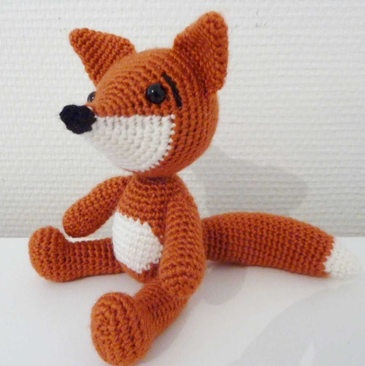 Free Crochet Patterns Fox Free Amigurumi animals