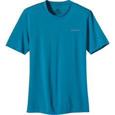 Click Image Above To Purchase: Patagonia Short Sleeve Gamut Shirt (men's) - Larimar Blue