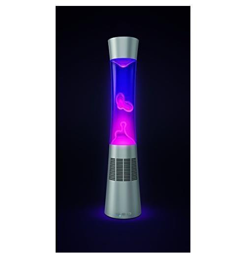 Lava Lamp Speakers Gorgeous NEW Sharper Image Lava Lamp With Bluetooth Speaker 6060 Classic