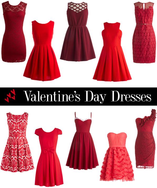 Valentineu0027s Day Dresses