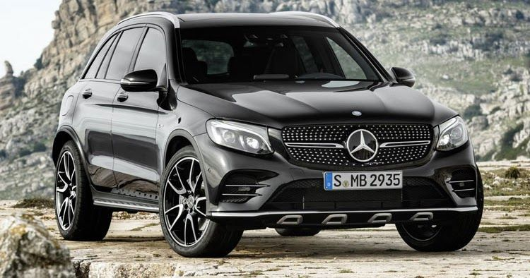 New Mercedes Amg Glc 43 4matic With 362hp Twin Turbo V6 Avec