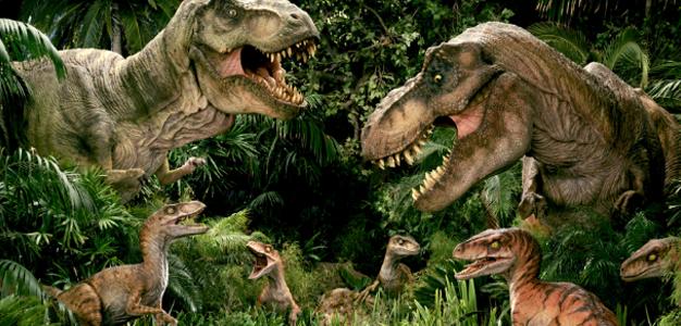 Jurassic World Dinossauros