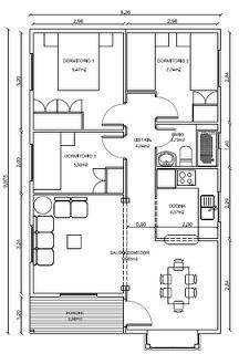 Planos casas de madera prefabricadas octubre 2012 for Pisos xativa 9 d octubre xativa