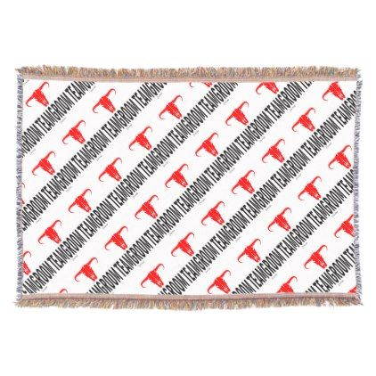 Team Groom Bull By Vimago Throw WeddingThrowBlankets Wedding Impressive Team Throw Blankets