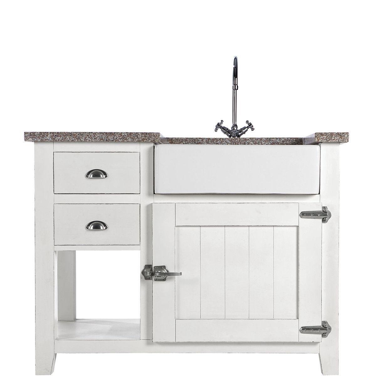 great barrier unterschrank mit granitarbeitsplatte und. Black Bedroom Furniture Sets. Home Design Ideas