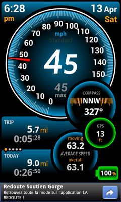 Best Speedometer Apps For Android Head Up Display How To Find